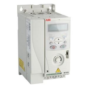 Преобразователь частоты ABB ACS150-03E-01A9-4, 0.55 кВт, 380 В, 3 фазы, IP20