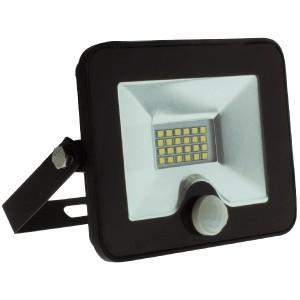Прожектор светодиодный с датчиком FL-LED Light-PAD SENSOR 50W 4200К 4250Lm 220В IP65 205x160x40мм