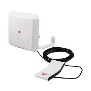 Усилитель сигнала мобильного интернета 4G LTE/LTE+ с уличной антенной (модель RX-2601)