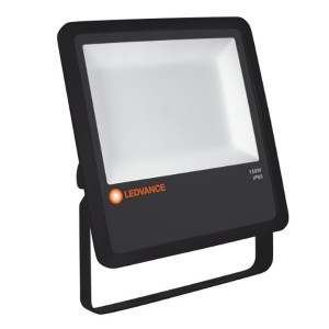 Прожектор светодиодный LEDVANCE FLOODLIGHT LED 180W/6500K BLACK IP65 20000Lm L340x310x81mm