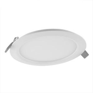 Светильник светодиодный DOWNLIGHT SLIM DLR 1440/4000K 18W 1440lm 220-240V IP20 h23/d205/D225mm LEDVA