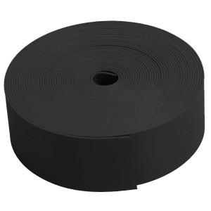Термоусаживаемая лента с клеевым слоем Rexant ТЛ-0,8 25 мм черная 5 метров