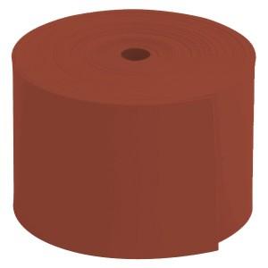 Термоусаживаемая лента с клеевым слоем Rexant ТЛ-0,8 50 мм красная 5 метров