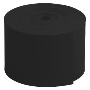 Термоусаживаемая лента с клеевым слоем Rexant ТЛ-0,8 50 мм черная 5 метров