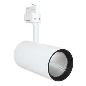 Светильник трековый светодиодный LEDVANCE TRACK SP D85 35W 3000K 90RA NFL 24° 2660lm WHITE 3ф.