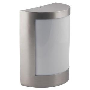 Светильник садово-парковый Техно DH018 230V E27 220x160x60mm серый без лампы