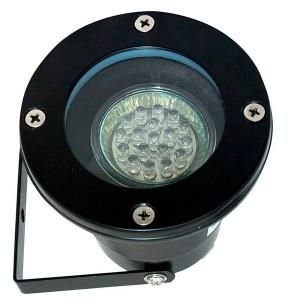 Светильник тротуарный 3734 белый 7W 230V MR16/GU10
