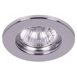 Светильник DL10/DL3201 точечный MR16 G5.3/GU5.3 титан н/п штампованный