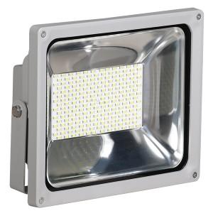 Прожектор светодиодный СДО 04-100 100W 6500K 196LED 7600Lm серый SMD IP65 IEK