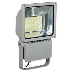 Прожектор светодиодный СДО 04-150 150W 6500K 318LED 12750Lm серый SMD IP65 IEK