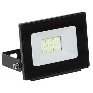 Прожектор светодиодный СДО 06-10 10W 4000K 800Lm черный IP65 IEK