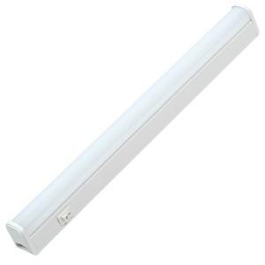 Светильник светодиодный ДБО 3001 4W 4000K IP20 400Lm 20x33x311mm Белый пластик IEK