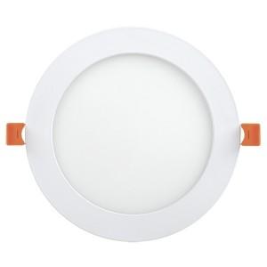 Светильник LED панель ДВО 1606 белый круг 12Вт 6500K IP20 170x20mm IEK