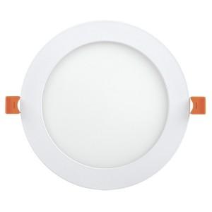 Светильник LED панель ДВО 1608 белый круг 18Вт 6500K IP20 225x23mm IEK