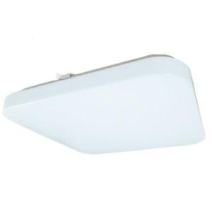 Светильник светодиодный FL-LED Metru 3-step 24W 3000-6500K квадратный IP20 2500Lm 330x330x60mm
