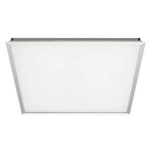 Светильник светодиодный LED CSVT Alumogips-38/opal-sand 38W 4000К 3800Lm IP54 белый 595х595х40mm