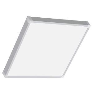 Светильник светодиодный LED CSVT Hightech-38/opal-sand 38W 4000К DALI 3800Lm IP54 белый 595х595х40mm