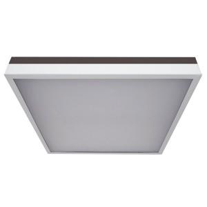 Светильник светодиодный LED CSVT AVRORA-32/opal-sand 32W 4000К 3500Lm IP54 595х595х25mm