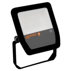 Прожектор светодиодный LEDVANCE FLOODLIGHT LED 20W/4000K 2200lm BLACK IP65 130x140x41mm