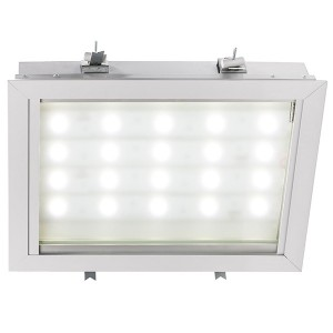 Светильник светодиодный GALAD АЗС LED-160 160W 4000К 230V 13600Lm IP65 -40/+40°С 346x251x124мм 5кг