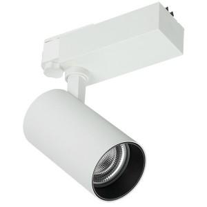 Светильник LED трековый 302 PRO 30Вт 4000K 36град белый трехфазный XTS IEK