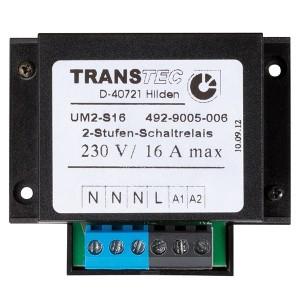 Двухфазный выключатель Paulmann для шинопровода VariLine max. 1x1000W 230V Pro Rail