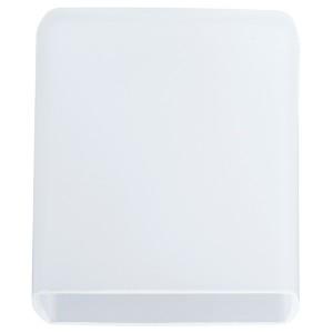 Плафон Paulmann Quad под трековую и струнную систему Deco-Systems белое стекло