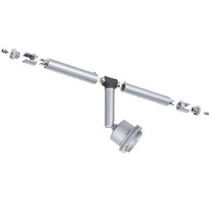 Светильник Paulmann Basic Spot для тросовой системы GU5.3 max. 1х10W 12V хром матовый