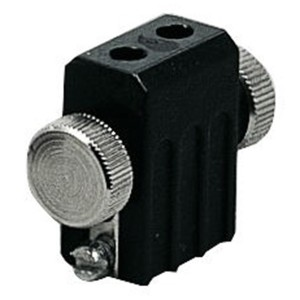 Держатель Paulmann для лампы G4 max. 35W 12V черный