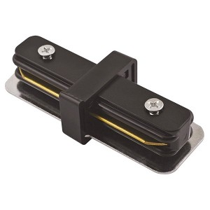 Коннектор PTR CI-BL чёрный I - образный Jazzway