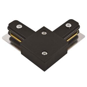 Коннектор PTR CL-BL чёрный L - образный Jazzway