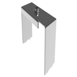 Крышка торц-я гермоввод Universal-Line ширина15мм 1шт