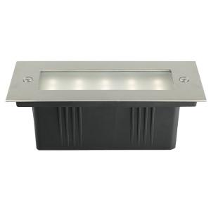 Светодиодный светильник PWS/R S170070 3W 4000K 30° Сhrome IP65 Jazzwa (встраиваемый)