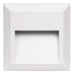 Светодиодный светильник PST/W S120090 2w 4000K White IP44 фасадный Jazzway