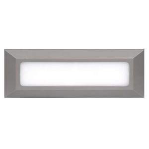 Светодиодный светильник PST/W S230080 5w 4000K GREY IP65 фасадный Jazzway