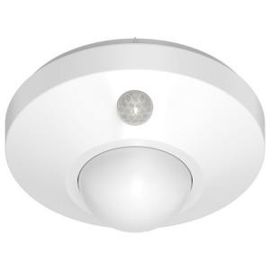 Cветодиодный сенсорный светильник 2W 120Lm круглый белый 86х47mm питание от AA 3шт.