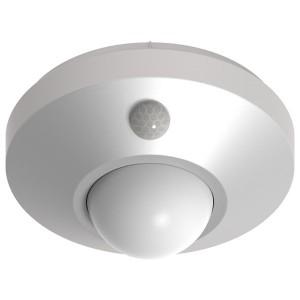 Cветодиодный сенсорный светильник 2W 120Lm круглый серебро 86х47mm питание от AA 3шт.