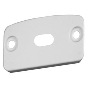Заглушка торцевая для PAL 1808 Сквозная IP65 JazzWay