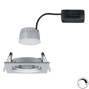 Светильник встраиваемый Paulmann Nova Coin 3 step DIM  LED 3x6.5W (100%/50%/25%/off)