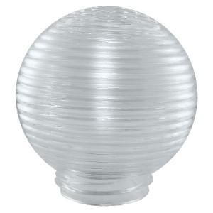 Рассеиватель шар-стекло (прозрачный) 62-009-А 85 Кольца TDM