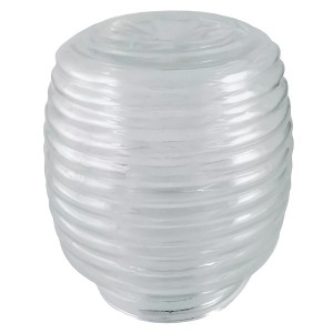 Рассеиватель шар-стекло (прозрачный) 62-001-А 85 Бочонок TDM