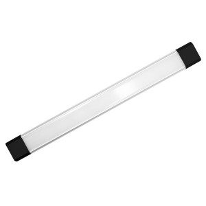 Светильник LED300х25 линейный ультратонкий, 3 Вт, 230 В, IR-сенсор, 4000К, TDM