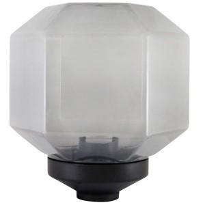 Светильник НТУ 05-100-211 Поликуб IP54 (прозрачный ПММА, основание 145, Е27) TDM