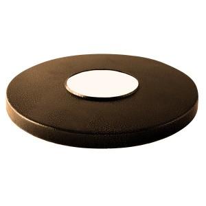 Декоративная накладка на опору d-60 мм, цвет бронза металлик, TDM