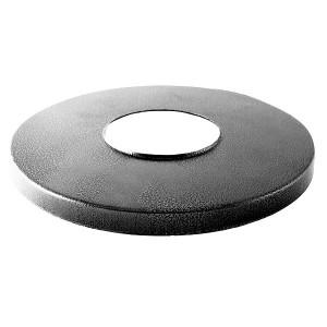 Декоративная накладка на опору d-60 мм, цвет серебро металлик, TDM