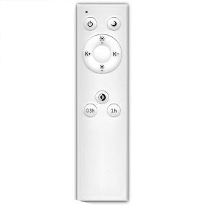 Пульт дистанционного управления TM70 белый для управляемых светильников (Кроме AL5120,5220,5230)