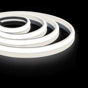 Cветодиодная неоновая LED лента Feron LS651 180SMD(2835)/м 14,4W/м 6500К 12V 5000x13x13mm IP68