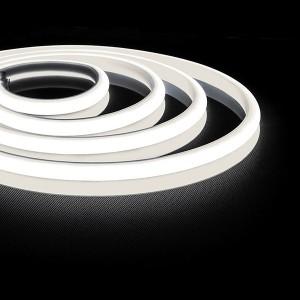 Cветодиодная неоновая LED лента Feron LS651 180SMD(2835)/м 14,4W/м 4000К 12V 5000x13x13mm IP68