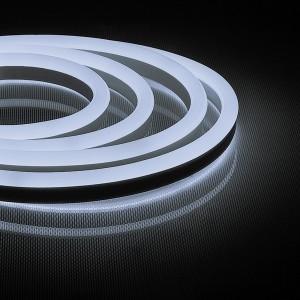 Cветодиодная неоновая LED лента Feron LS720 120SMD(2835)/м 9,6W/м 6500К 220V IP67 длина 50м