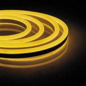 Cветодиодная неоновая LED лента Feron LS720 120SMD(2835)/м 9,6W/м 3000К 220V IP67 длина 50м